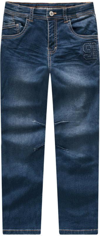 Jungen Slim-Jeans mit Prägung (Nur online)