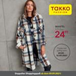 TAKKO Vöcklabruck Takko Fashion - bis 15.09.2021