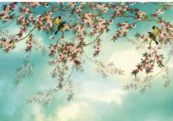 Fototapete Sakura ca. 368 x 254 cm