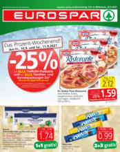 EUROSPAR Flugblatt Vorarlberg