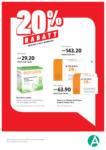 Apotheken Drogerien Dr. Bähler 20% Rabatt - au 24.10.2021