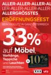 XXXLutz Ried Im Innkreis - Ihr Möbelhaus in Ried XXXLutz Flugblatt - Eröffnungsfest in ganz Österreich - bis 21.09.2021