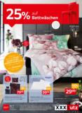 XXXLutz Flugblatt - Bettwäsche