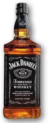 JACK DANIELS 35-40% 1L