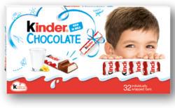 KINDER CHOCOLATE 4X100G
