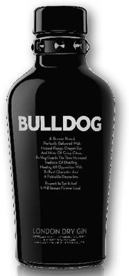 BULLDOG GIN 40% 1L