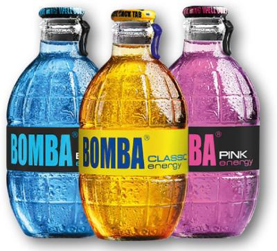 BOMBA ENERGY 250ML