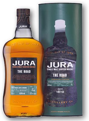 JURA THE ROAD 43,6 % 1L
