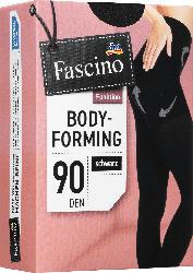 Fascino Strumpfhose Bodyforming 90 den, Gr. 42/44, schwarz