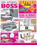 Möbel Boss Angebote vom 13.09.-19.09.2021 - bis 19.09.2021