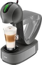 DE-LONGHI Infinissima touch - Macchina per caffè in capsule (Grigio/Nero)