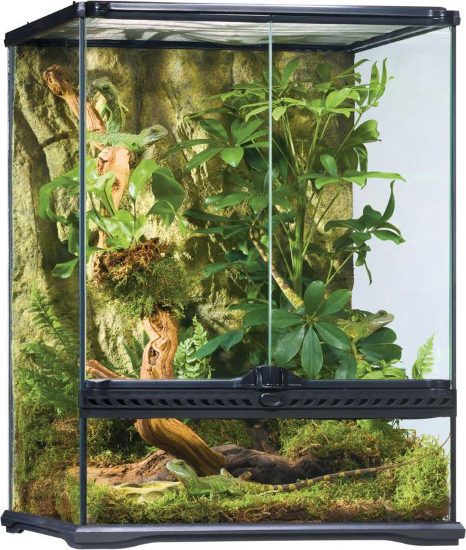 Exo Terra Terrarium 45x45x60cm