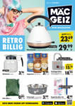 MÄC GEIZ MÄC-GEIZ: Wochenangebote - bis 17.09.2021