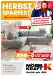 Möbel Kraft Möbel Kraft: Herbst Sparfest! - bis 05.10.2021
