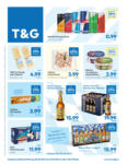 T&G T&G Flugblatt - bis 19.09.2021
