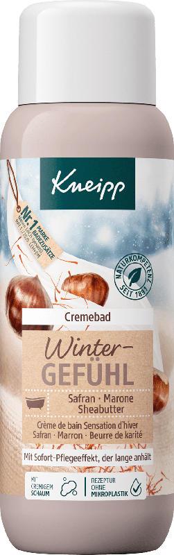 Kneipp Cremebad Wintergefühl