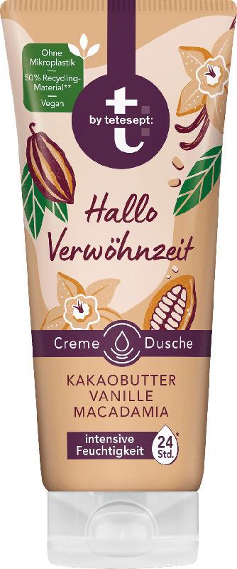 t by tetesept Cremedusche Hallo Verwöhnzeit