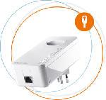 MediaMarkt DEVOLO Magic 1 LAN - Adaptateur LAN (Blanc)
