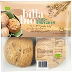 BILLA Bio Landbrötchen