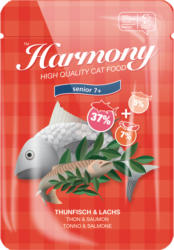 Harmony Senior 7+ Thon & Saumon (80g)
