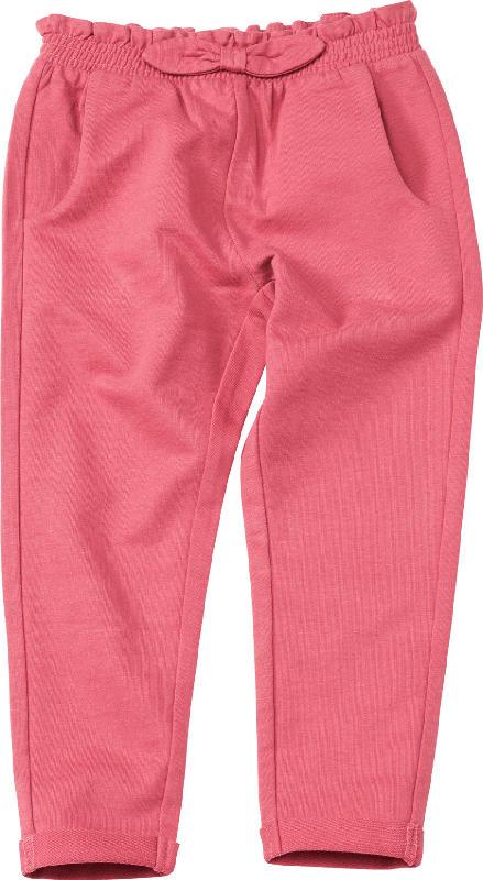 PUSBLU Kinder Hose, Gr. 98, in Baumwolle, pink