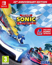Switch - Team Sonic Racing : 30th Anniversary Edition /I