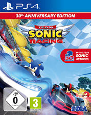 PS4 - Team Sonic Racing : 30th Anniversary Edition /D