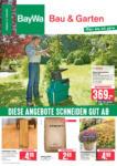 BayWa Bau- & Gartenmärkte Wochenangebote - bis 18.09.2021
