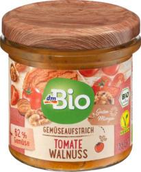 dmBio Gemüseaufstrich Tomate Walnuss