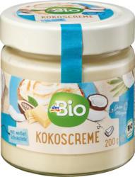 dmBio Kokoscreme mit weißer Schokolade