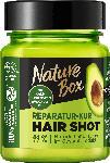 dm-drogerie markt Nature Box Haarkur Hair Shot Reparatur mit Avocado-Öl - bis 30.09.2021