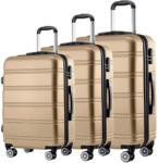 Lipo Set di 3 valigie trolley LINE