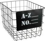 Mömax Korb Mode aus Eisen in Schwarz