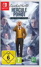 Switch - Agatha Christie: Hercule Poirot - The First Cases /D