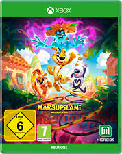 Xbox One - Marsupilami: Hoobadventure - Tropical Edition /D