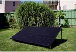 PLUG-IN Photovoltaik-Anlage Solaranlage LightMate G (Wandmontage)