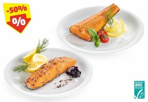 ALMARE SEAFOOD ASC Stremellachs, 125 g
