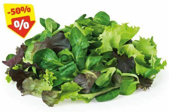 GOOD CHOICE Pflücksalat, 125 g