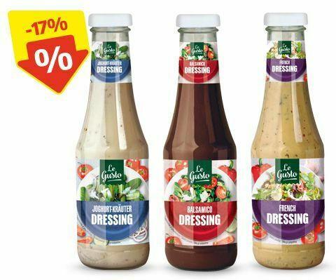 LE GUSTO Salatdressing