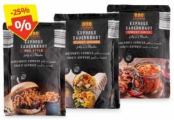 BBQ Express-Sauerkraut