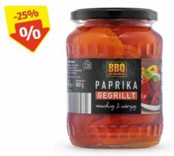 BBQ Paprika gegrillt