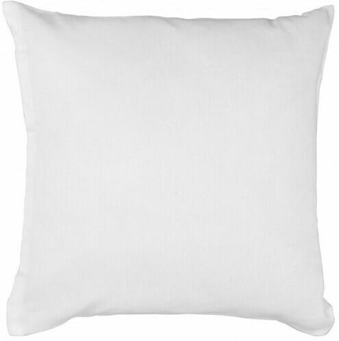 Satin-Kissenbezug 2er-Pack weiß 40 x 40 cm