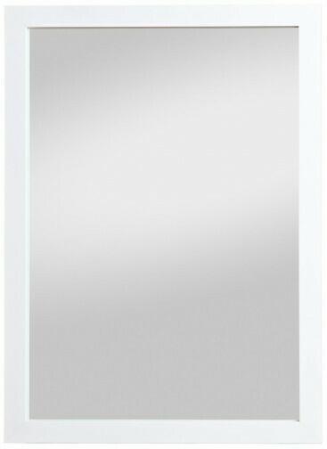 Rahmenspiegel Kathi 2 weiß 48 x 68 cm