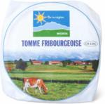 Migros Neuchâtel-Fribourg Tomme fribourgeoise «De la région.»