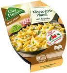 BILLA Chef Menü Käsespätzle Pfandl