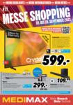 MEDIMAX Großes Messe-Shopping bei MEDIMAX Stralsund! - bis 19.09.2021