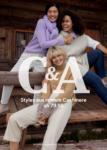 C&A Cashmere - bis 25.09.2021
