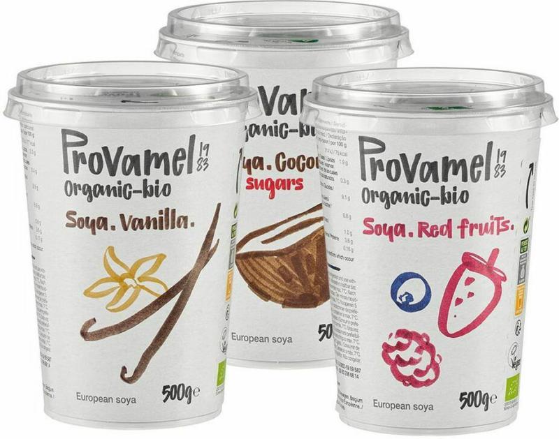 Bio-Joghurt-Alternative