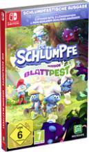 Switch - Die Schlümpfe: Mission Blattpest - Schlumpftastische Ausgabe /D