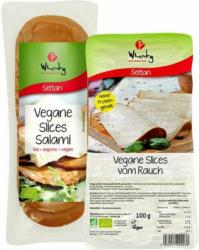 Veganer Bio-Aufschnitt